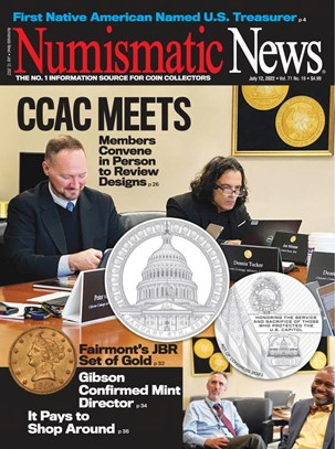 Numismatic News (40 Issues)