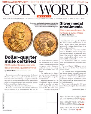 Coin World (52 Issues)